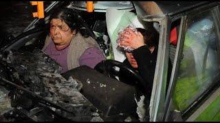 En Acımasız kaza anları derlemesi 2016