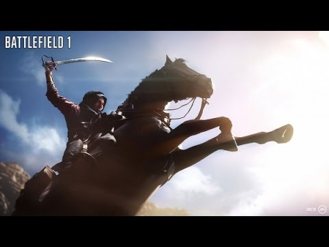 Road to Battlefield 1 Vehicles Poster