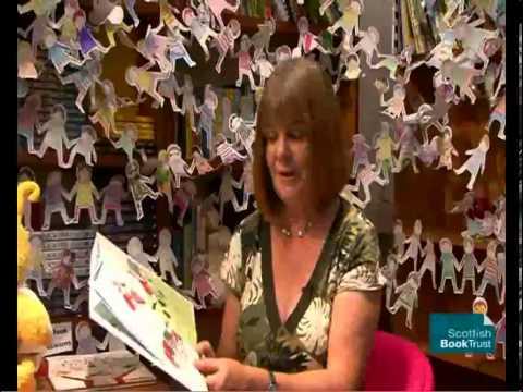 SCBA 2013  Author Videos - Julia Donaldson