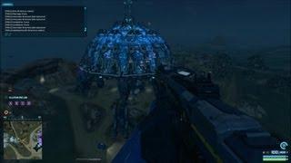 PlanetSide 2 Online Gameplay