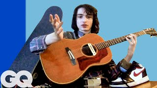 10 Things Finn Wolfhard Can't Live Without | GQ