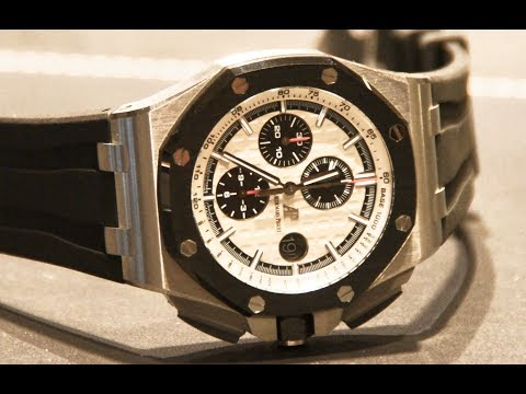 Review: Audemars Piguet Royal Oak Offshore Chronograph Reference 26400