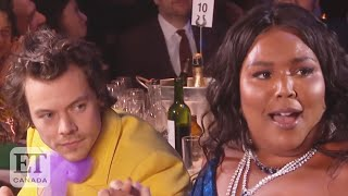 Lizzo Makes Her Move On Harry Styles At The Brit Awards
