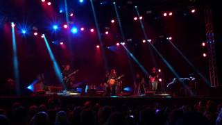Melissa Horn - Jag saknar dig mindre och mindre @ Malmöfestivalen 2016 (2016-08-16)