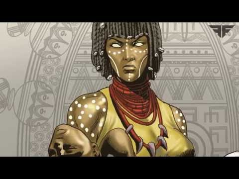 CEO Of Vortex Comics On Why Creating An African Identity Is Important