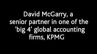 David McGarry, a senior partner in one of the