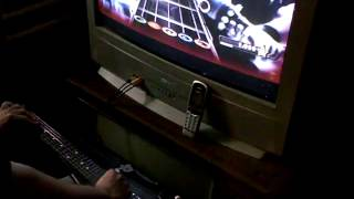 The Power Gig SixString guitar and controller functions in playing other music video games