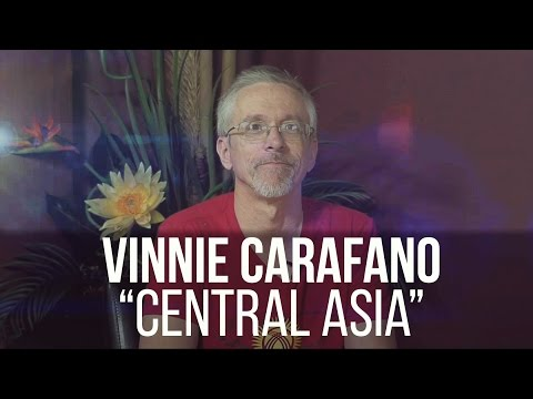 """United With Christ-09/10/15 Vinne Carafano Kings Kids """"Central Asia"""""""