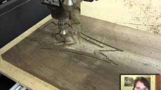 Woodworking In Turbocad With Legacy Woodworking Machinery