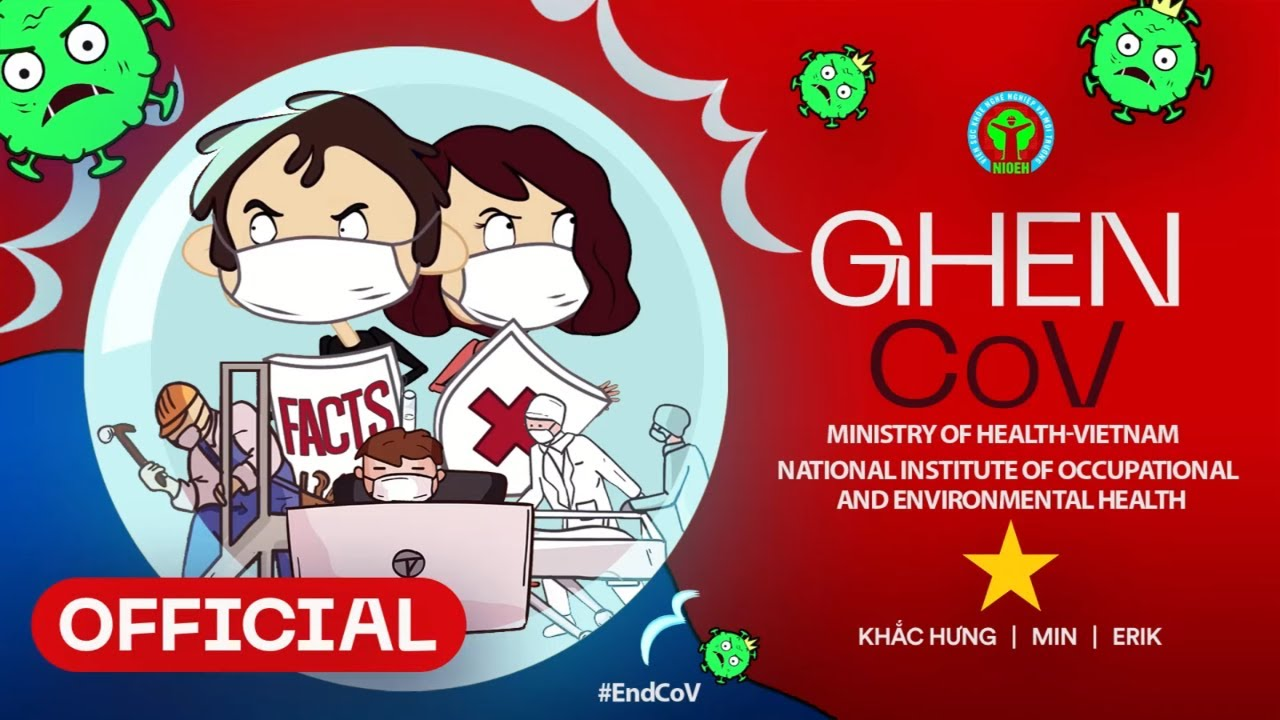 Ghen Co Vy - Official English Version | Corona virus Song | Together we #EndCoV""