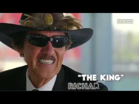 An Interview With The King - Jeff Gordon & Richard Petty