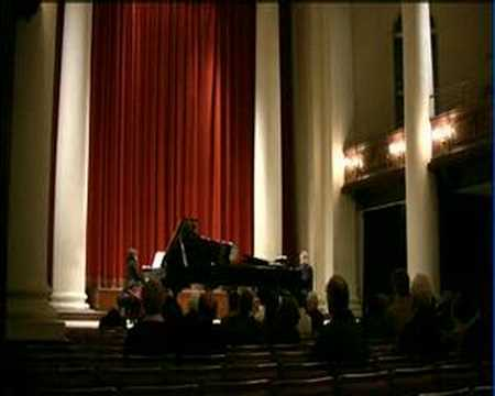 Debussy Ivory Duo two-piano at St John's Smith Square