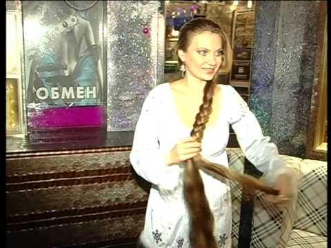Женщина с самыми длинными волосами