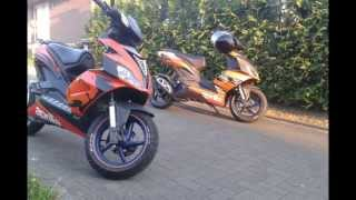 Meine Aprilia SR50R Story 2012-2013
