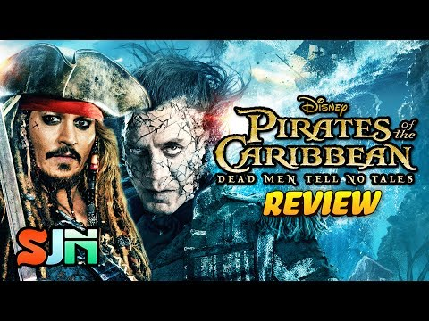 Pirates of the Caribbean: Dead Men Tell No Tales Movie Review