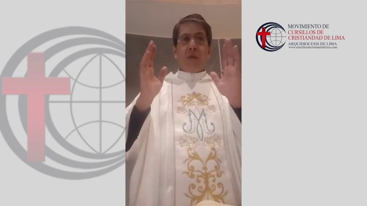 Misa por el eterno descanso del Padre Manuel Álvarez