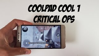 The gaming power of CoolPad Cool 1 smartphone for only $115 !!!