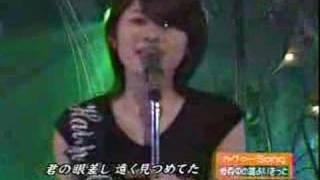 [TV]dream_世界中の誰より_カヴァーしようよ 長谷部優 動画 12