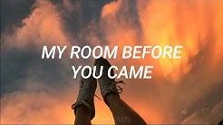 thinking bout you ; frank ocean [lyrics]