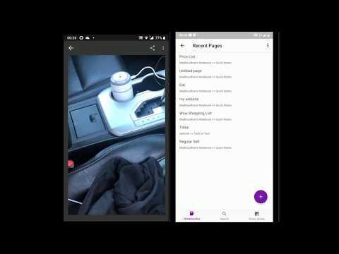 Evernote vs OneNote - Quick Mobile Comparison 2019