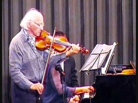 "Fritz Büchtger ""Concerto for Violin and Strings"""