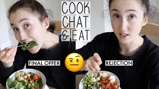 Baixar MY FINAL OFFER & THE REAL REASON I WAS REJECTED FROM GERMANY | COOK & EAT WITH ME (UPDATE PART 5)