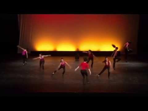 En Route - IASAS Dance 2014 (ISM)