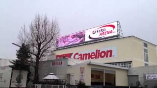 Gastro Arena Videobanner Anzeige