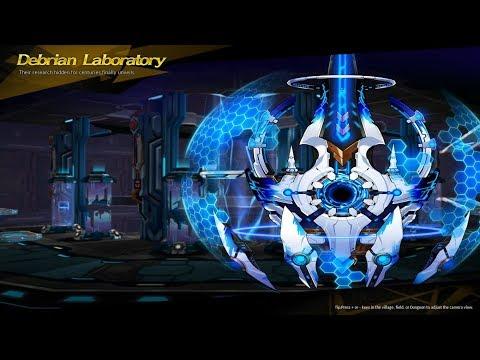 Elsword Online - Test Play Debrian Laboratory (11-4)