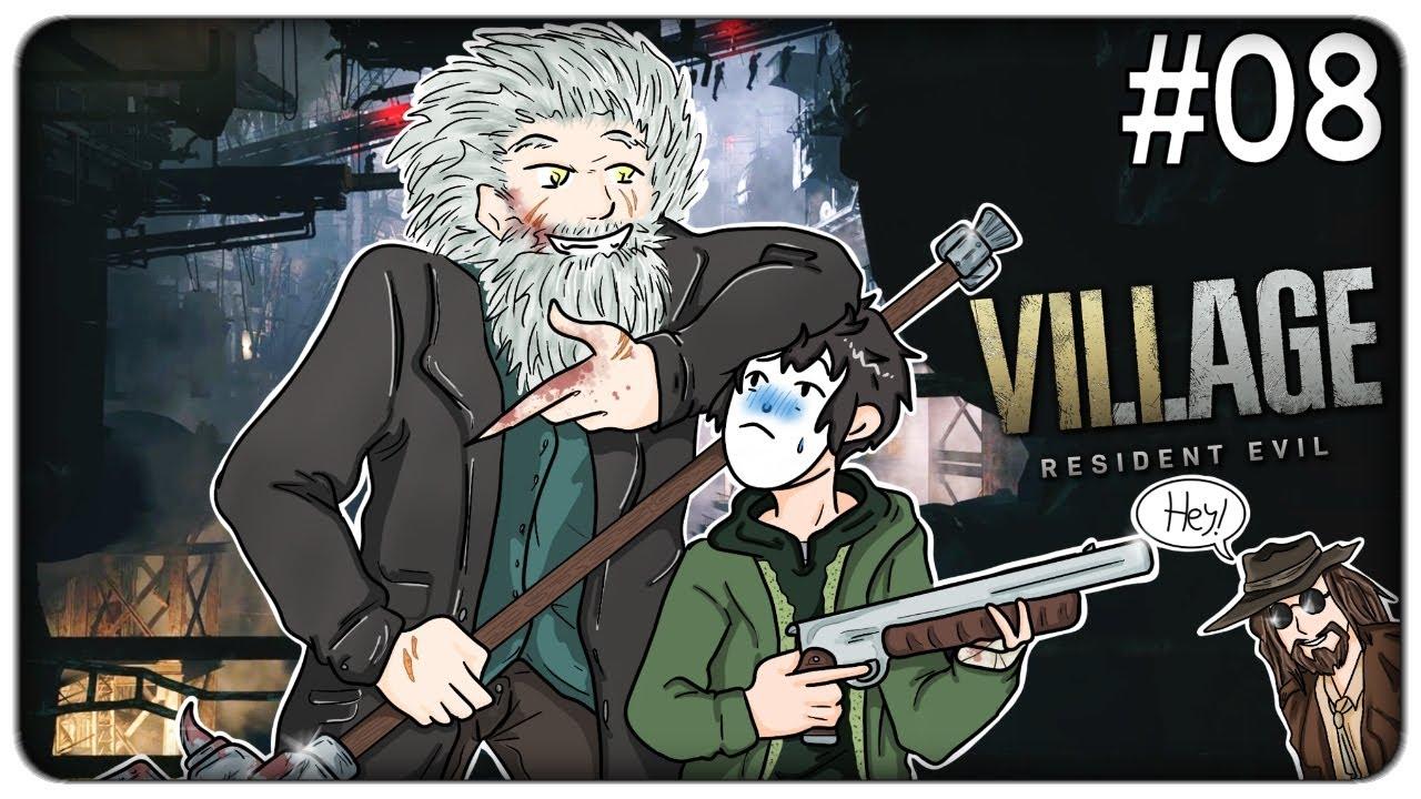 SCONFIGGIAMO I TERRIBILI MOSTRI DELLA FABBRICA DI HEISENBERG | Resident Evil Village ep. 08