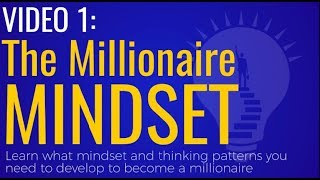 Unity Network- ATM System Video 1: The Millionaire Mindset