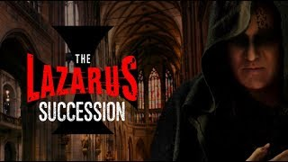 Official Book Trailer of The Lazarus Succession