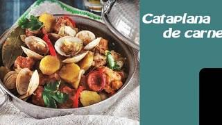 CATAPLANA DE CARNE - RECEITAS