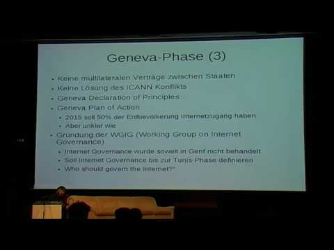 Internet Governance (GPN11)