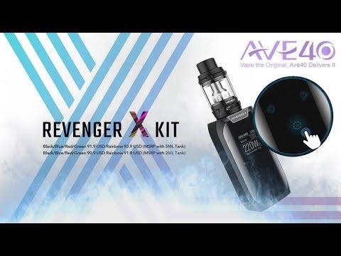 مقارنة الرفينجر الجديد بالقديم Vaporesso Revenger X