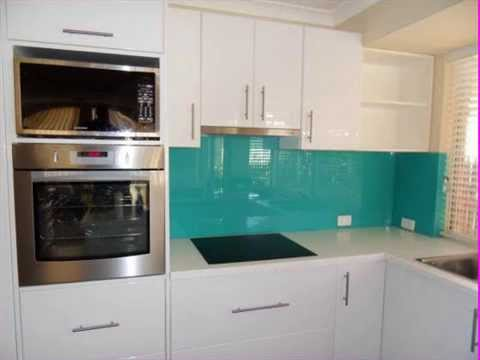 White Kitchen Splashback Ideas unique splashback ideas - youtube