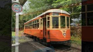 Trolley Museum of New York (7/6/19)