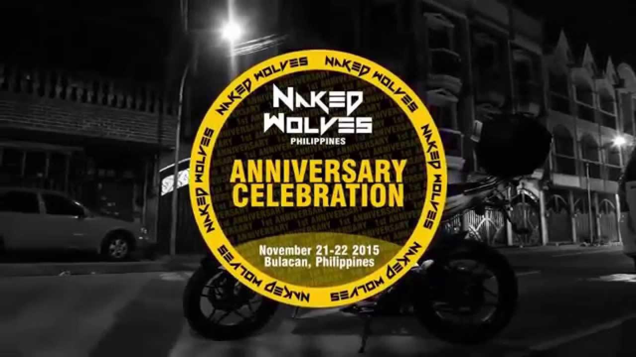 Naked Wolves Philippines - Motorsiklo News Magazine - YouTube