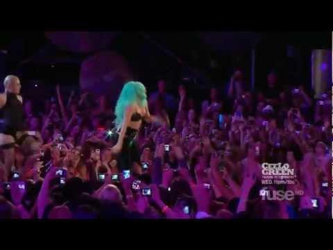Lady Gaga  Born This Way   on MMVA 2011   The MuchMusic  Awards  Canada  HD HIFI