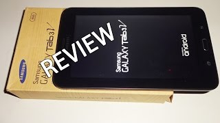 Samsung Galaxy Tab 3V Review