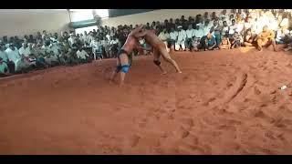 Sandip Mote Vs Sagar Pawar At Sangli Trail For Maharashtra Kesari 2021