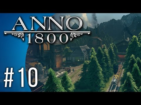 Anno 1800 #10 - THE QUEEN!