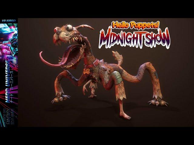 Hello Puppets: Midnight Show   Die Puppenmacher Horror Show im Indie Check ☯ PC [Deutsch] 1440p