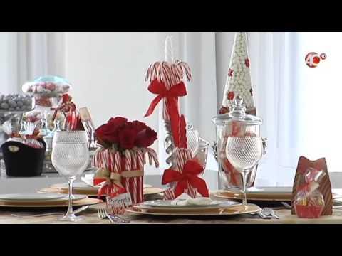 Detalles 5 ideas para mesas de navidad 12 de diciembre - Mesa para navidad decoracion ...
