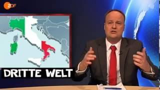 heute-show  (02.03.2013) - Von Clowns und Italienern