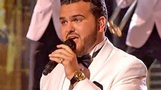Sal Valentinetti AKA 'Sal The Voice' STEELS Show | Quarterfinals 2 Full | America's Got Talent 2016