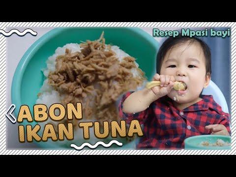 Resep MPASI 10 Bulan+ Abon Ikan Tuna, Anak Gak Akan Nolak Makan!