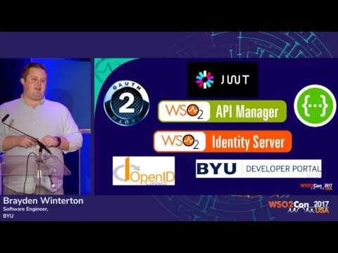 Implementing a Modern API Management Solution, WSO2Con USA 2017