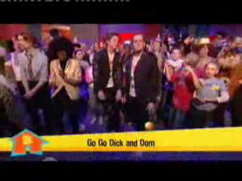 Dick and dom in the bungalo hot Kendra