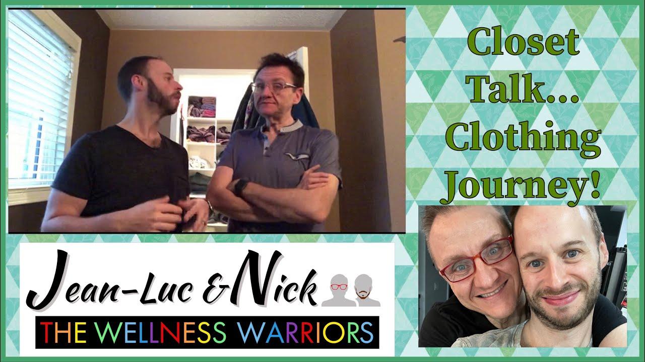 Gay closet video